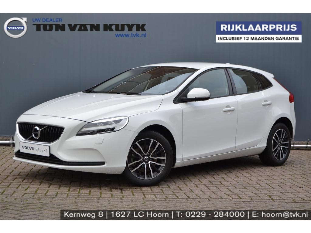 Volvo V40 2.0 t2 122pk nordic+ /nav/tel/ cruise