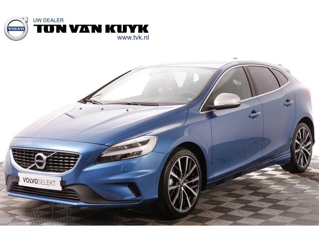 Volvo V40 2.0 d2 120pk nordic+ sport / 18