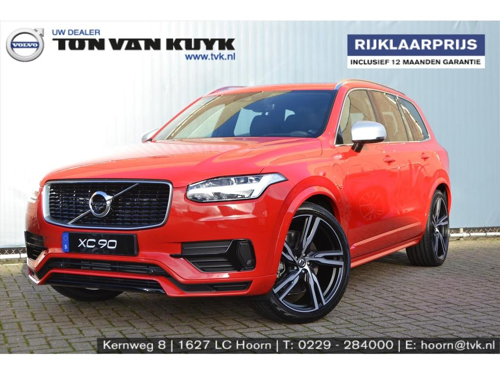 Volvo Xc90 T8 twin engine plug-in hybrid 39