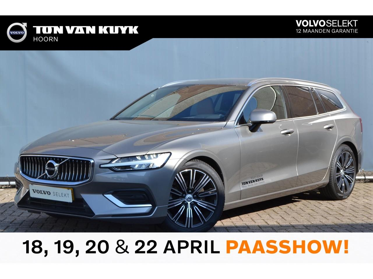 Volvo V60 New t5 250pk geartr inscription intellisafe assist