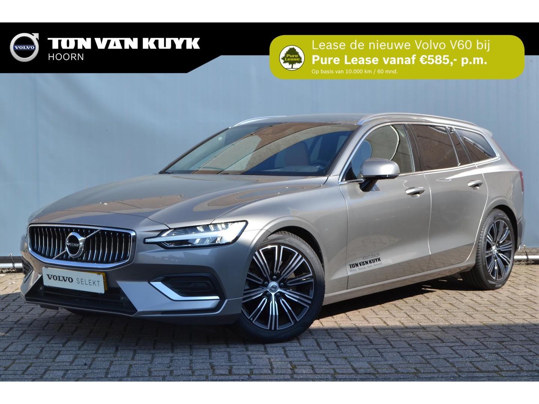 Volvo V60 New t5 250pk geartr inscription intellisafe assist