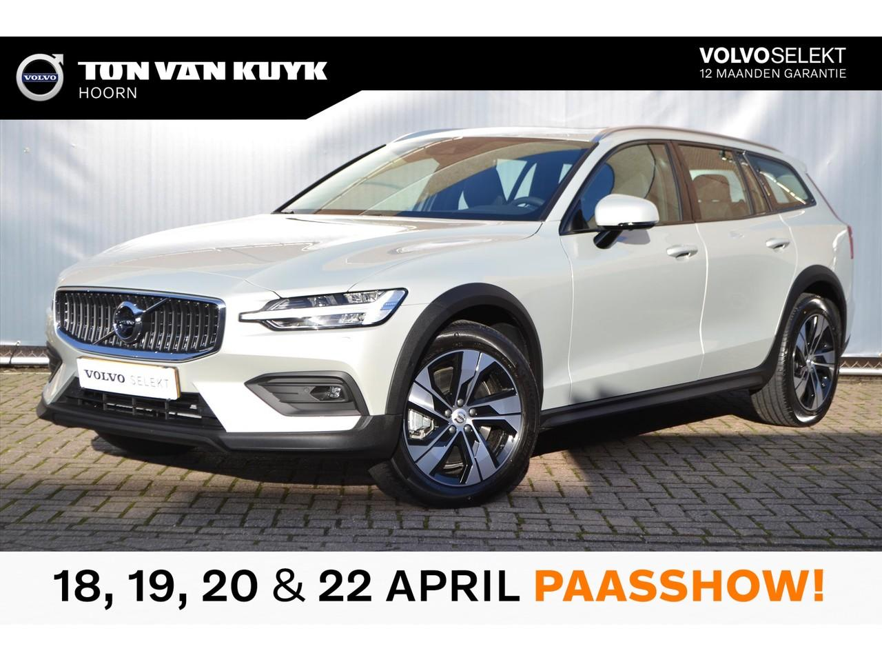 Volvo V60 cross country D4 190pk awd geartronic intro edition