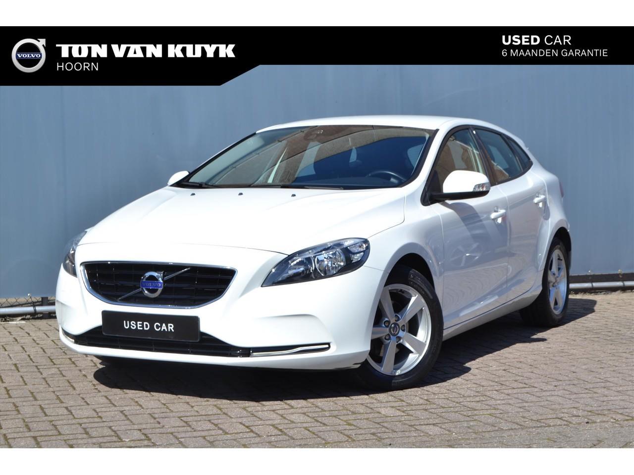 Volvo V40 1.6 d2 115pk kinetic business/ nav/tel/cruise