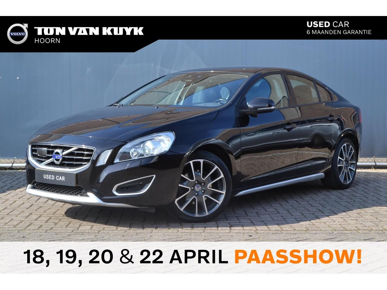 Volvo S60 T3 150pk aut.kinetic driver support/winter line