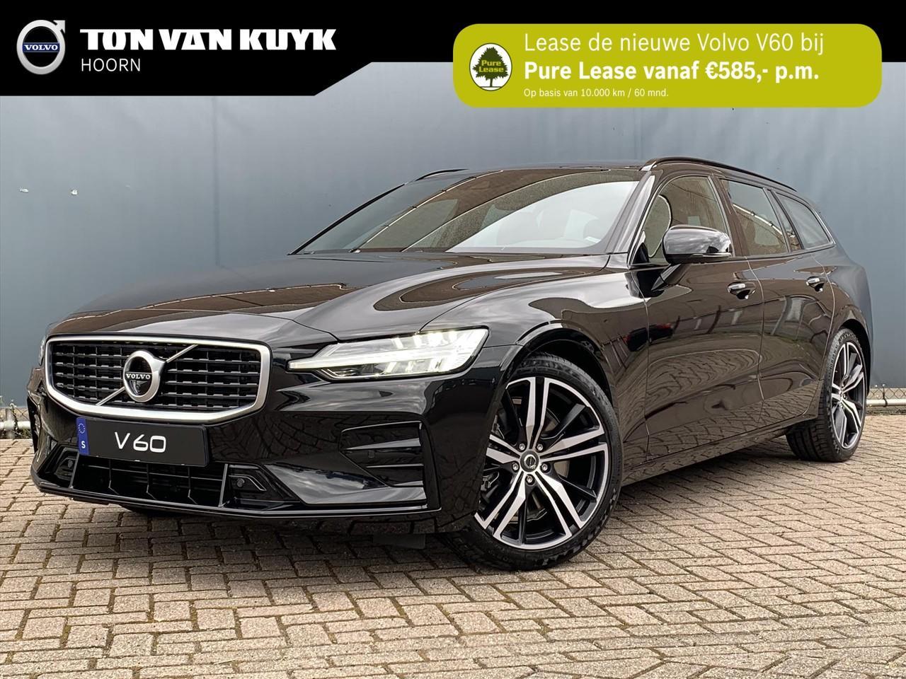 Volvo V60 T5 250pk geartronic r-design zeer compleet