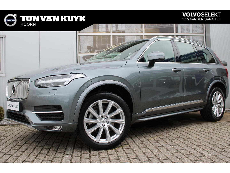 Volvo Xc90 T5 250pk geartronic 7p awd inscription / intelli safe /