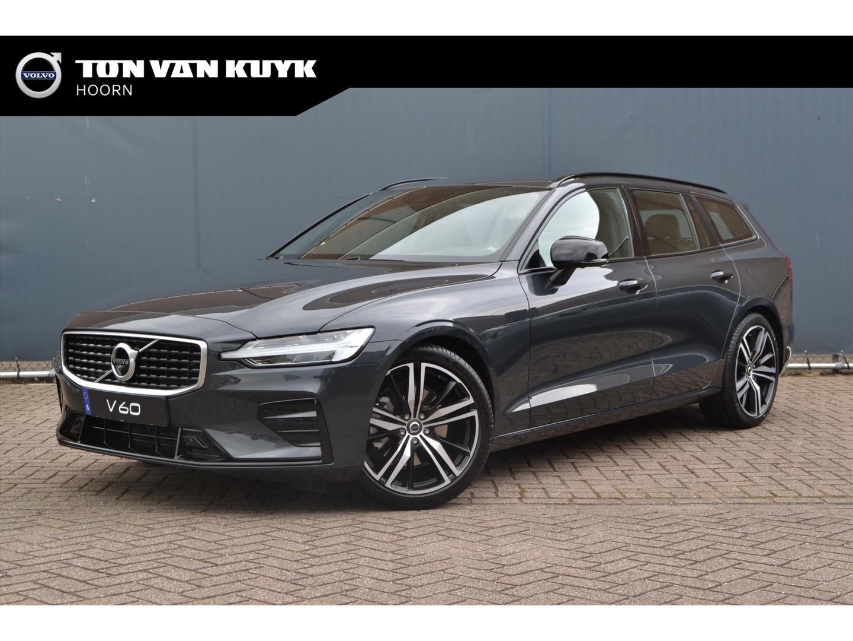 Volvo V60 T4 190pk geartronic r-design