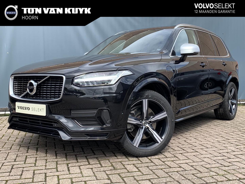 Volvo Xc90 T8 twin engine plug-in hybrid 400pk 7p awd r-design