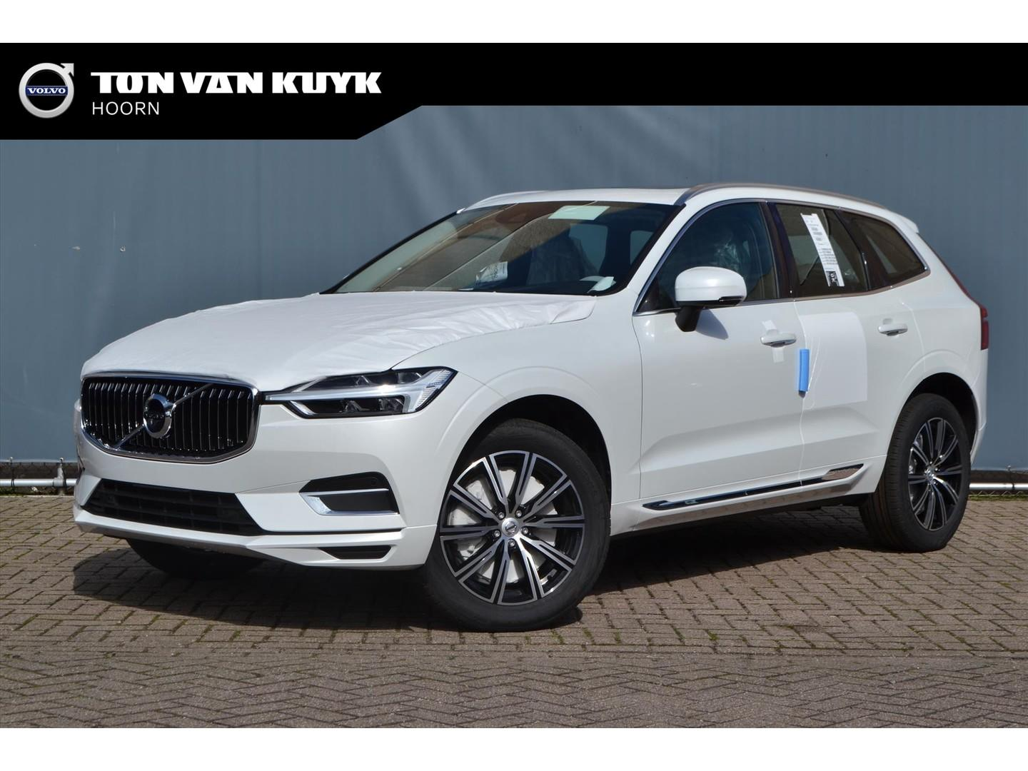 Volvo Xc60 T5 250pk geartronic inscription luxury intellisafe
