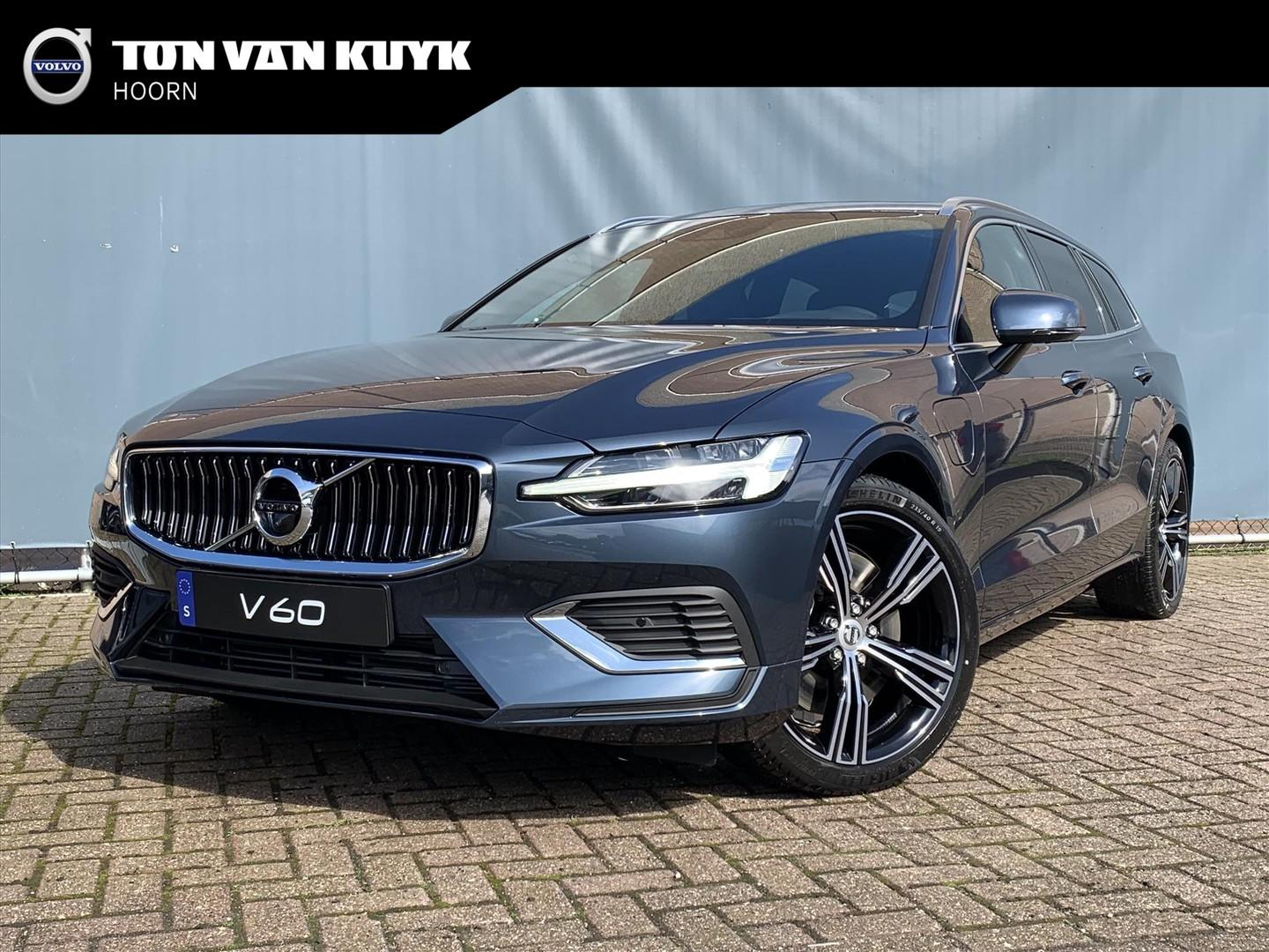 Volvo V60 New t8 twin engine 390pk awd geartronic inscription