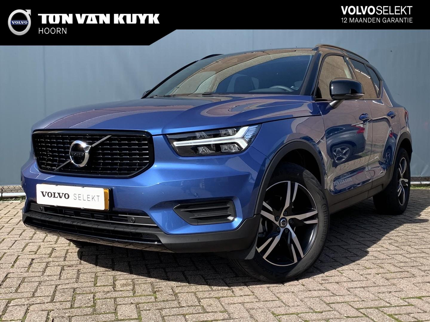 Volvo Xc40 T3 163pk geartronic r-design intellisafe