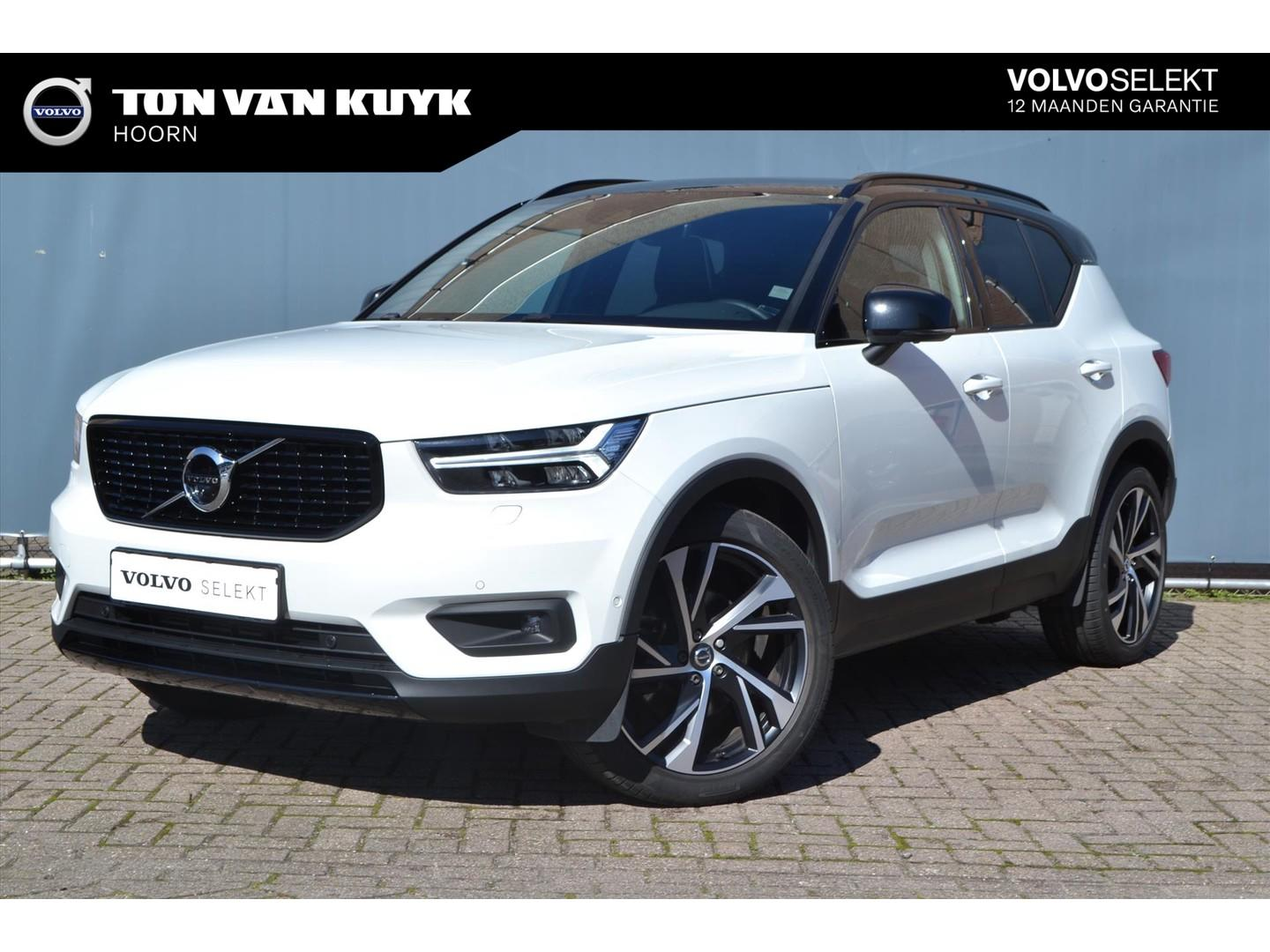 Volvo Xc40 T5 awd geartr. r-design intro edition