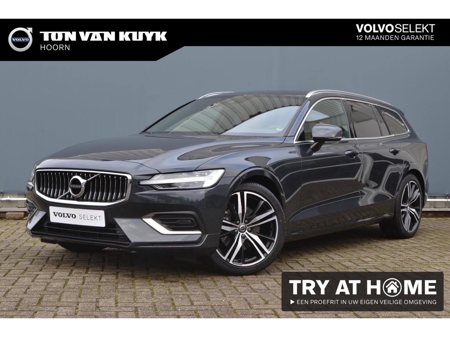 Volvo V60 T4 190pk automaat inscription / intellisafe line / park assist line
