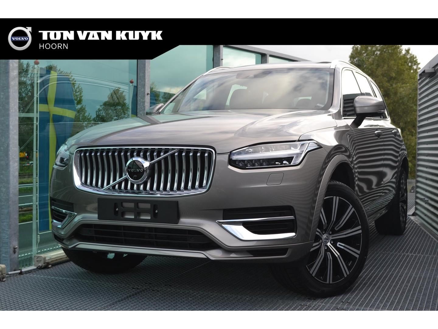 Volvo Xc90 T8 twin engine plug-in hybrid 390pk inscription / 7 persoons / intro edition