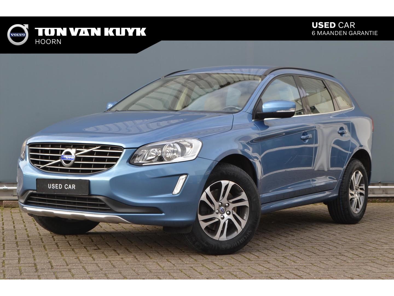 Volvo Xc60 D4 180pk momentum / leer / sportstoelen / trekhaak