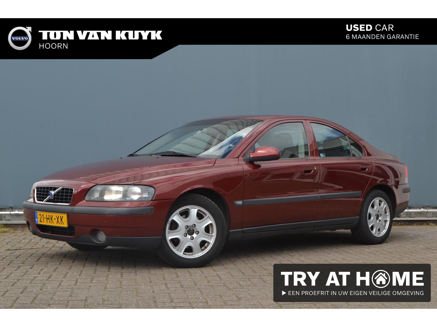 Volvo S60 2.4 170pk automaat intro edition young timer