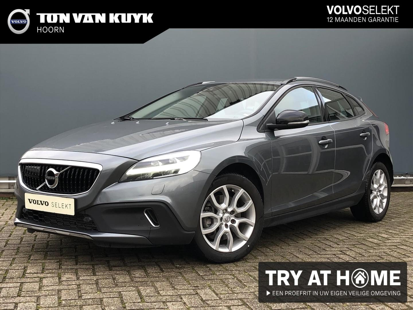Volvo V40 cross country T3 152pk geartronic nordic+ intellisafe
