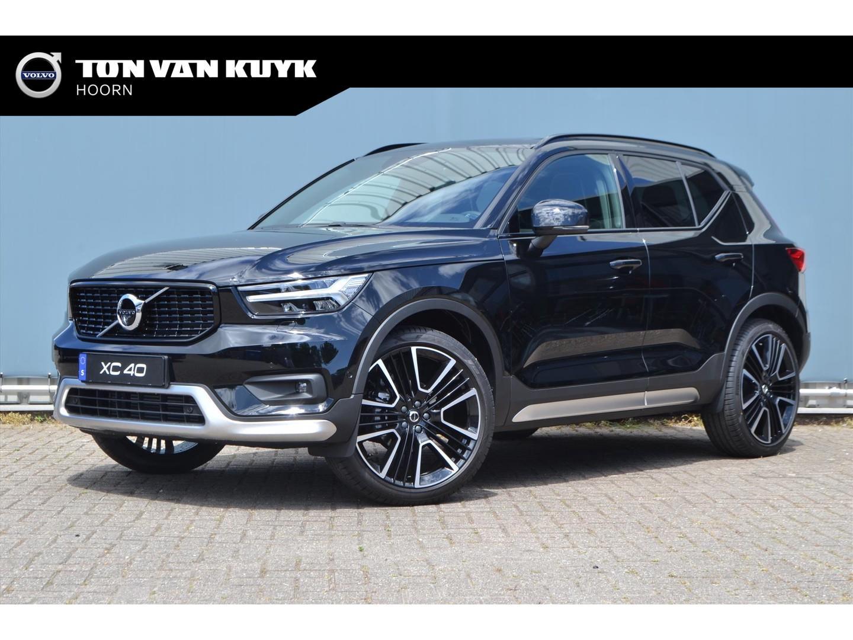 "Volvo Xc40 T3 163pk automaat r-design / 20"" / styling kit / harman kardon / stoel- & stuurverwarming"