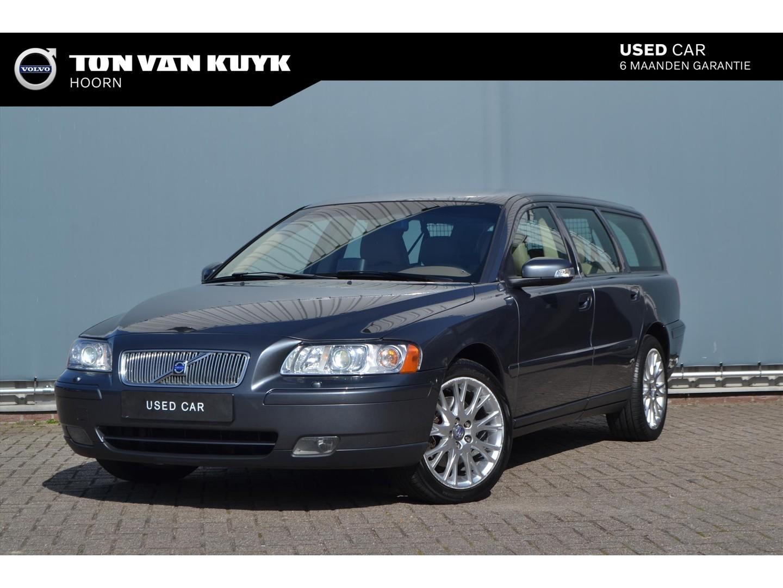 Volvo V70 2.0 t edition sport 3e bankje