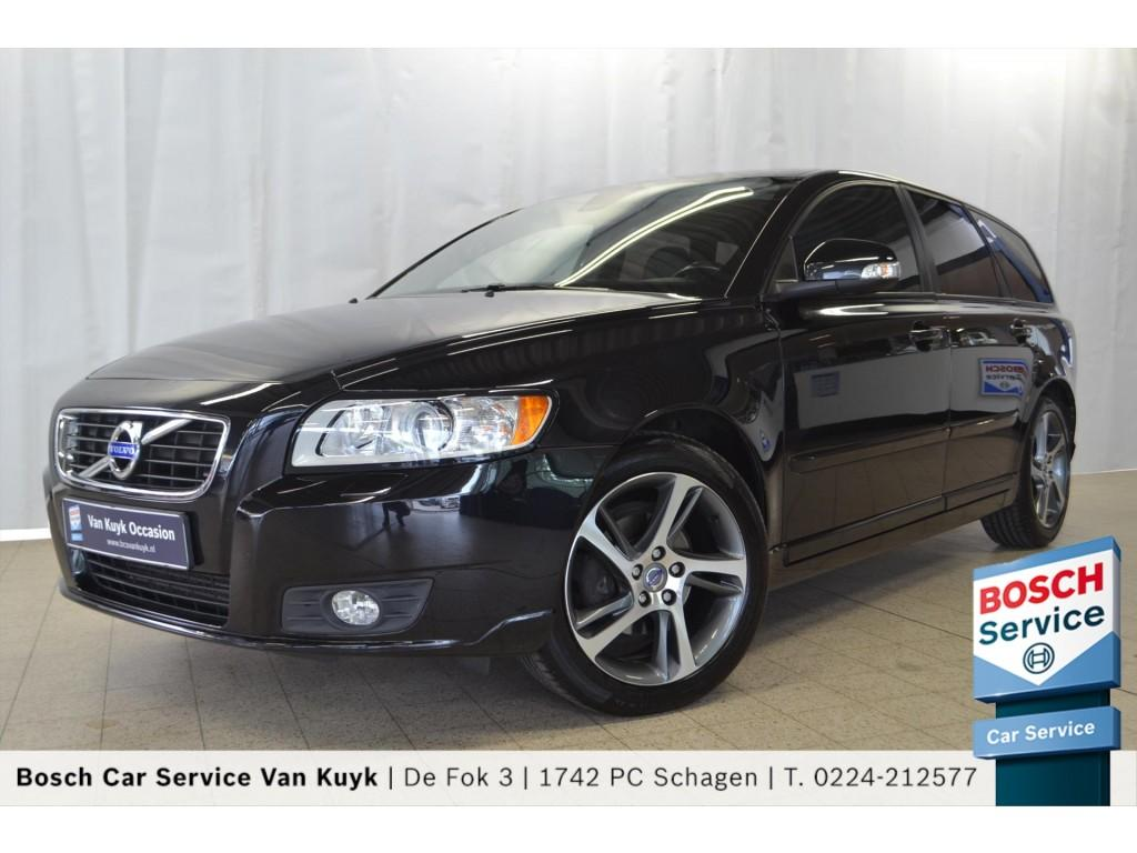 Volvo V50 1.6 d2 115 pk drive limited edition / navi / cruise / xenon /