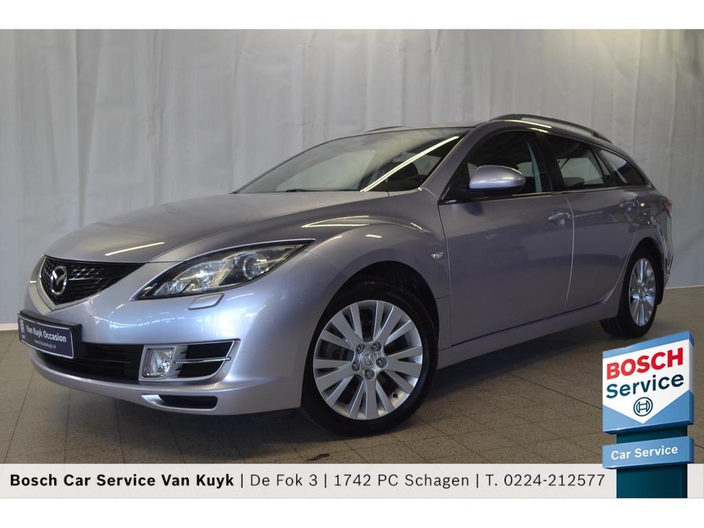 Mazda 6 1.8 sportbreak 1.8 business / carkit / cruise / trekhaak /