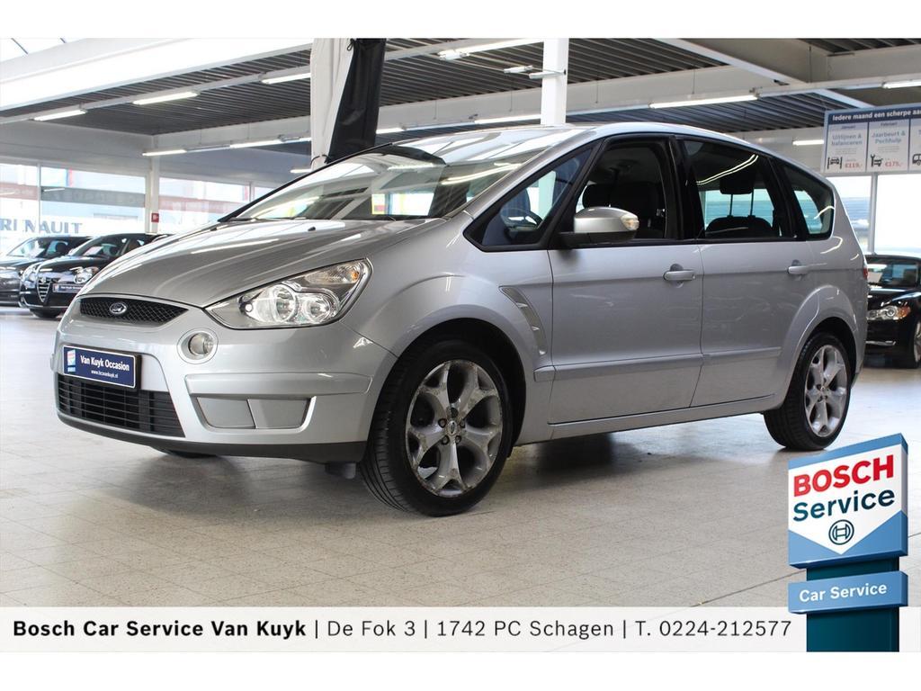"Ford S-max 2.0 16v 145pk climaat control / 18"" lm velgen /"