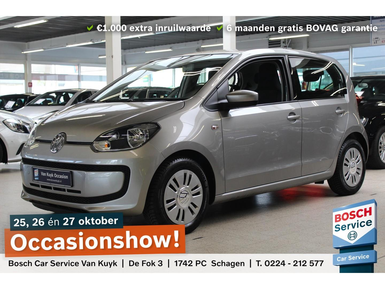 Volkswagen Up! 1.0 move up! 1.0 60pk aut. 5drs. airco / metaallak /