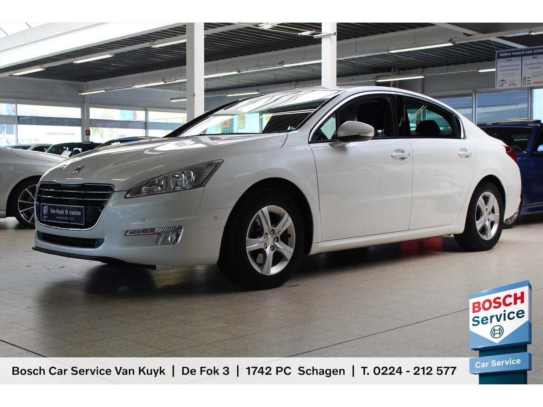 Peugeot 508 1.6 thp 156pk bue lease exe. navigatie / climaat control
