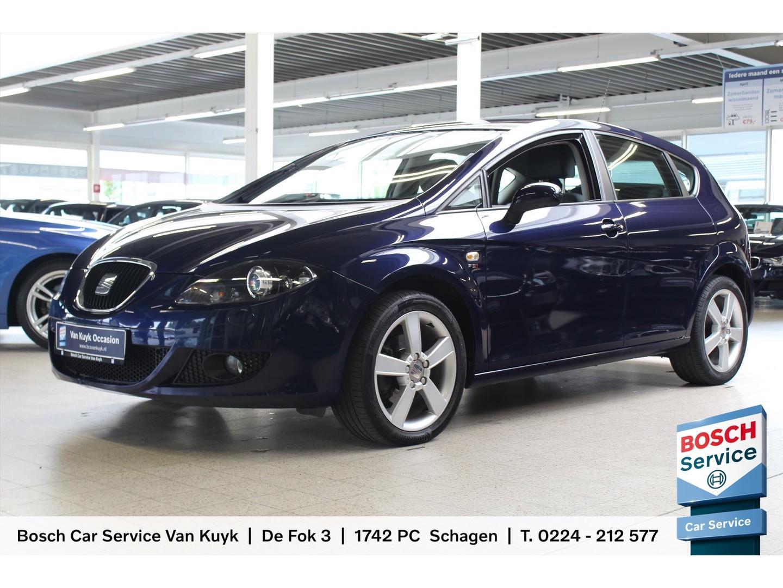 Seat Leon 2.0 fsi 16v 150pk sport-up dsg / navigatie / xenon