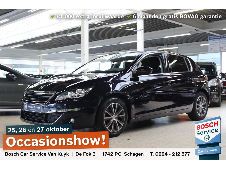 Peugeot 308 1.2 thp 110pk navigatie / pano / lmv / climaat control