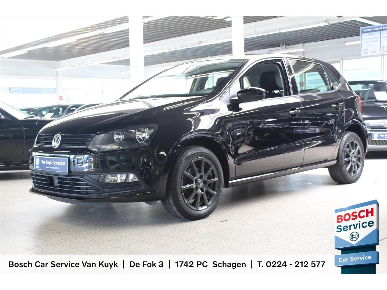 Volkswagen Polo 1.0 mpi 60pk easyline 5drs. lm velgen / airco / mistlampen