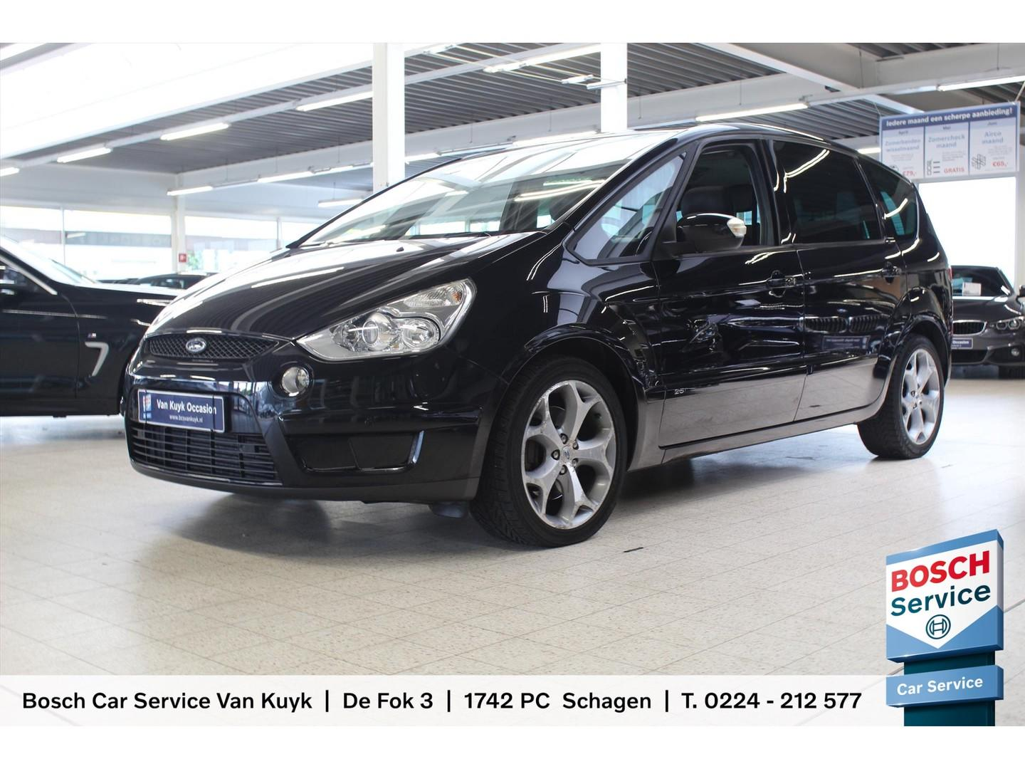 Ford S-max 2.5 20v turbo 220pk climaat control / cruise control