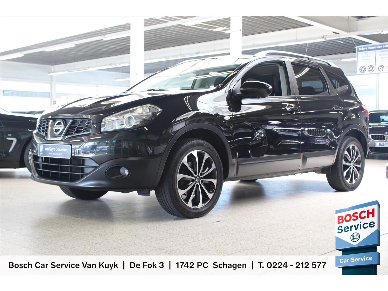 Nissan Qashqai+2 2.0 140pk connect edition navigatie / lm velgen / climaat contr.