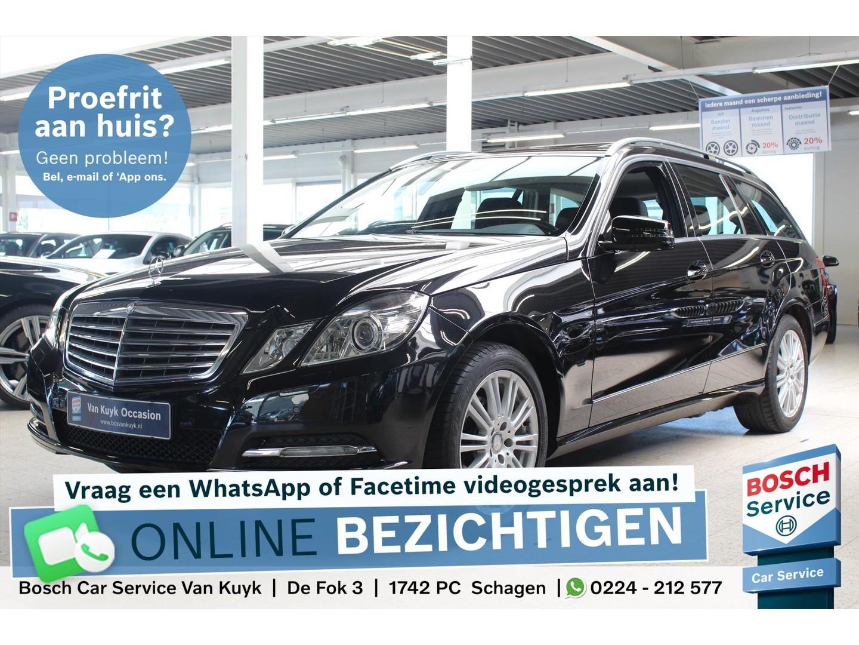 Mercedes-benz E-klasse E200 cgi elegance business class xenon / navigatie / elek. klep