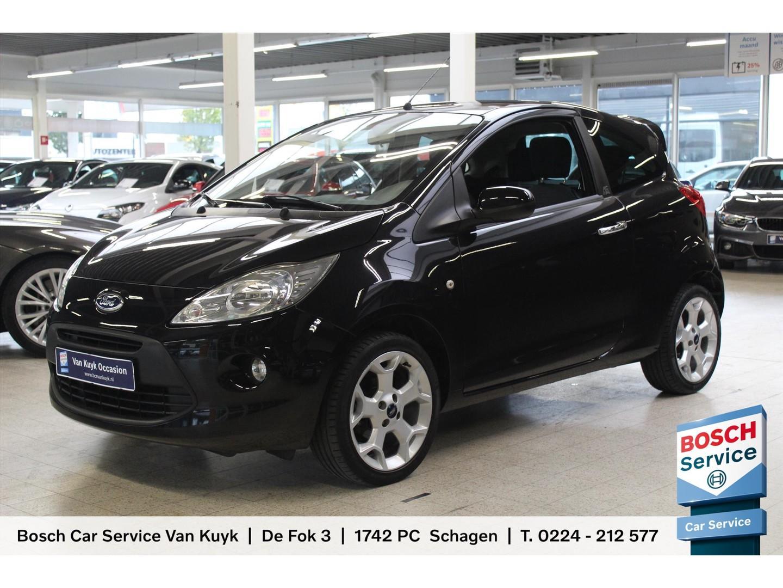 Ford Ka 1.2 titanium x climaat control / lm velgen /