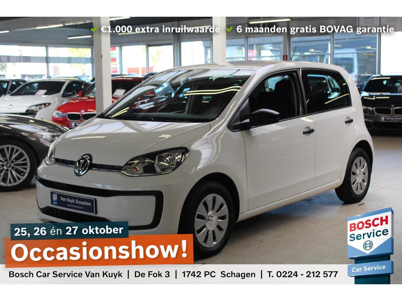 Volkswagen Up! 1.0 60pk take up! 5 deurs / airco / elek. ramen /