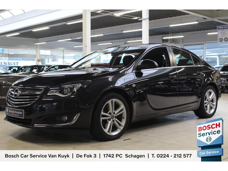 Opel Insignia 1.6 turbo 170pk 5d edition navigatie / zomer + winter banden