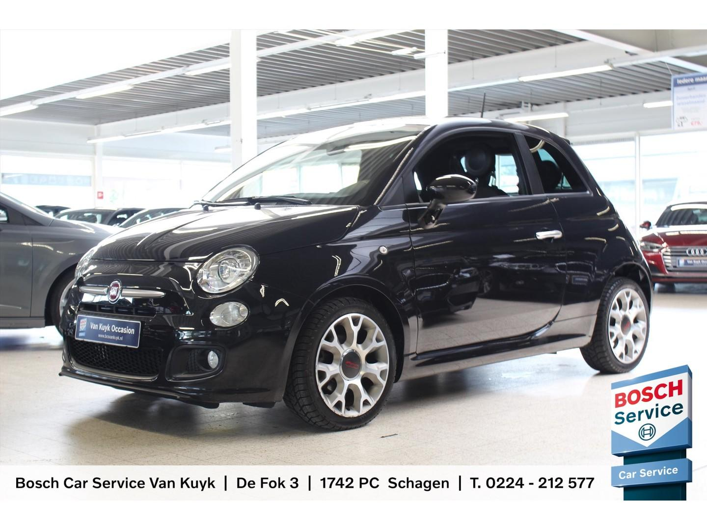 Fiat 500 0.9 twinair turbo 500s xenon / climaat control / lm velgen