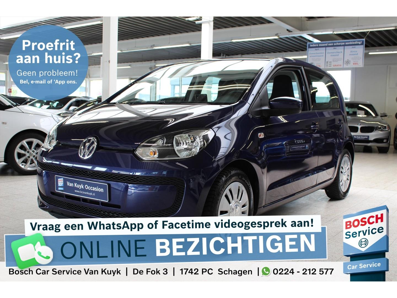 Volkswagen Up! 1.0 60pk 5d bmt move up! executive pakket / airco / navigatie /