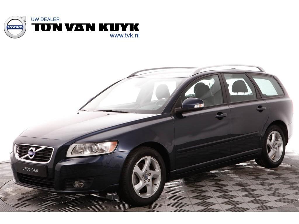 Volvo V50 D2 limited edition navi / leder / tel