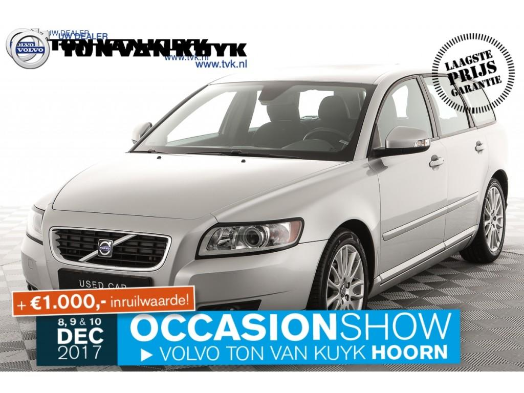 Volvo V50 1.6d drive sport **rti navigatie **