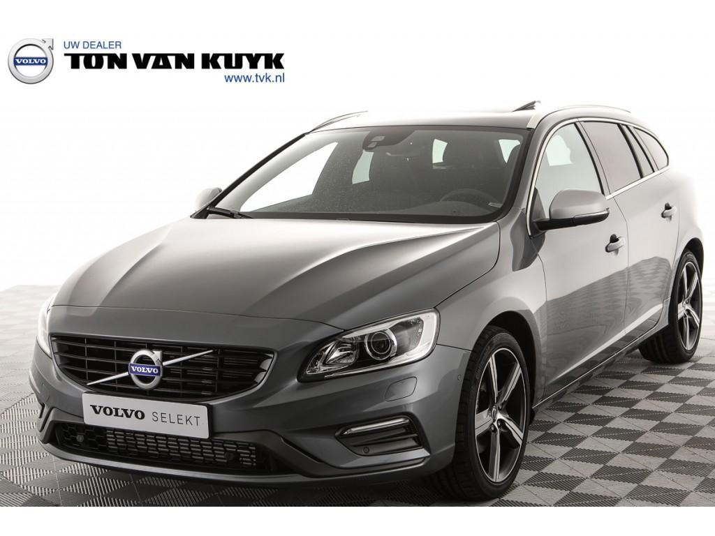 Volvo V60 T4 geartronic business sport / pano / navi / tel
