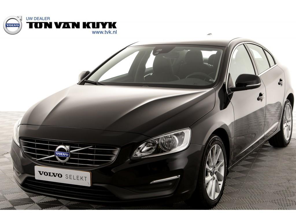 Volvo S60 D4 181pk geartronic momentum navigatie