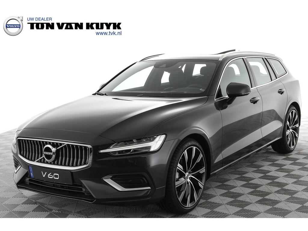 Volvo V60 New d4 190pk geartronic inscription+ / luxury / intellisafe / audio