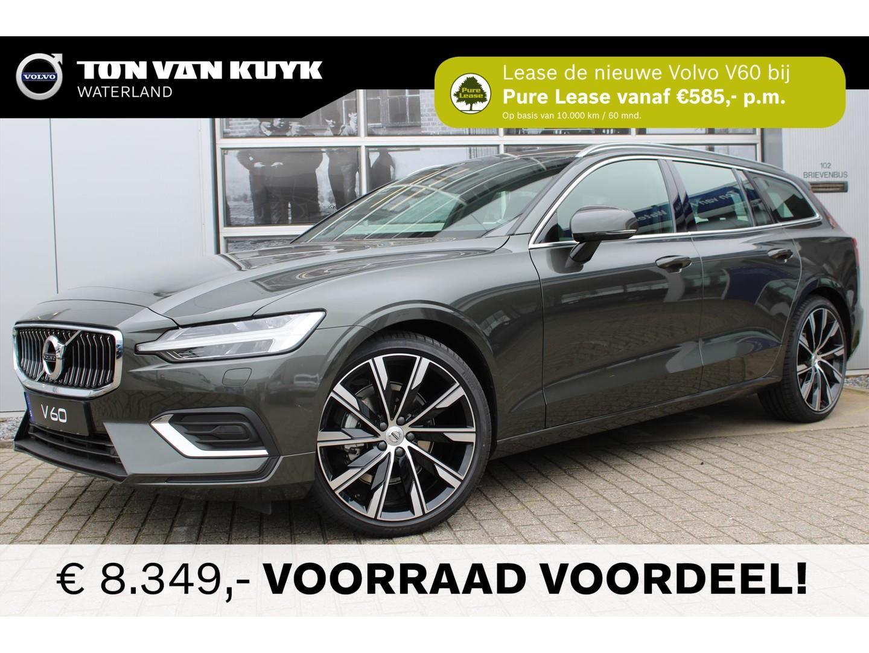 Volvo V60 New d4 190pk geartronic inscription+ / luxury / intellisafe / audio