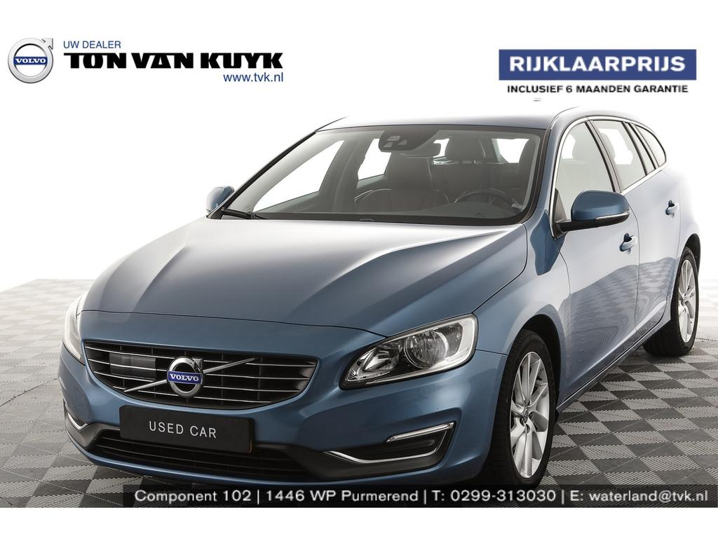 Volvo V60 D4 geartronic summum / intellisafe / navi