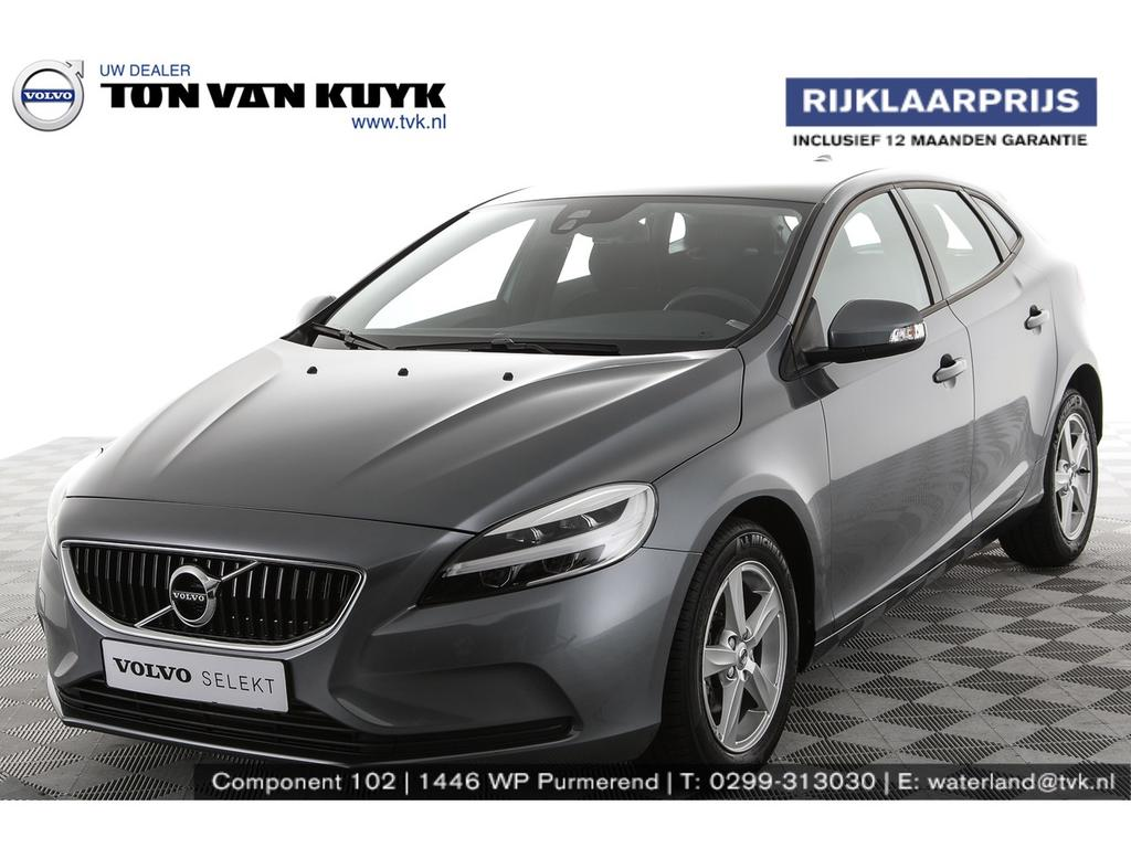 Volvo V40 2.0 d2 kinetic business / navi / cruise / pdc /