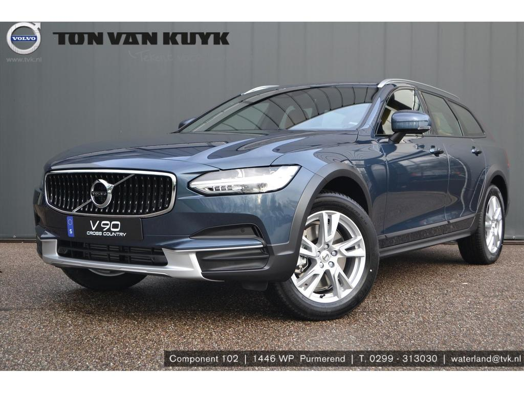 Volvo V90 cross country T5 250pk geartronic awd 90th anniversary edition