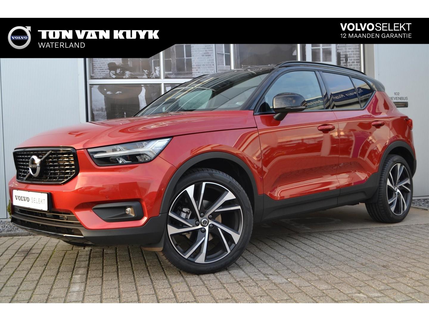 Volvo Xc40 T3 1.5 156pk r-design / intro edition / harman kardon / 20 inch r-design velgen