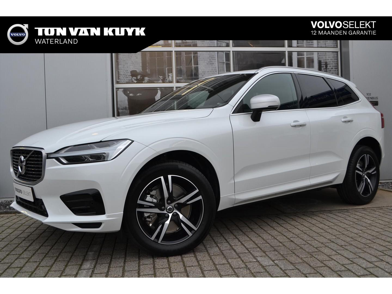 Volvo Xc60 T5 2.0 250pk r-design automaat / intellisafe / versatility /